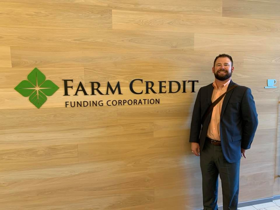Lone Star Ag Credit Credit Office President, Aaron Nors at Farm Credit Funding Corporation.