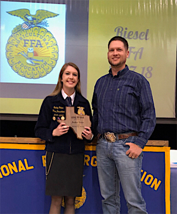 Bailey-Teter-Lone-Star-Ag-Credit-Scholarship-Recipient