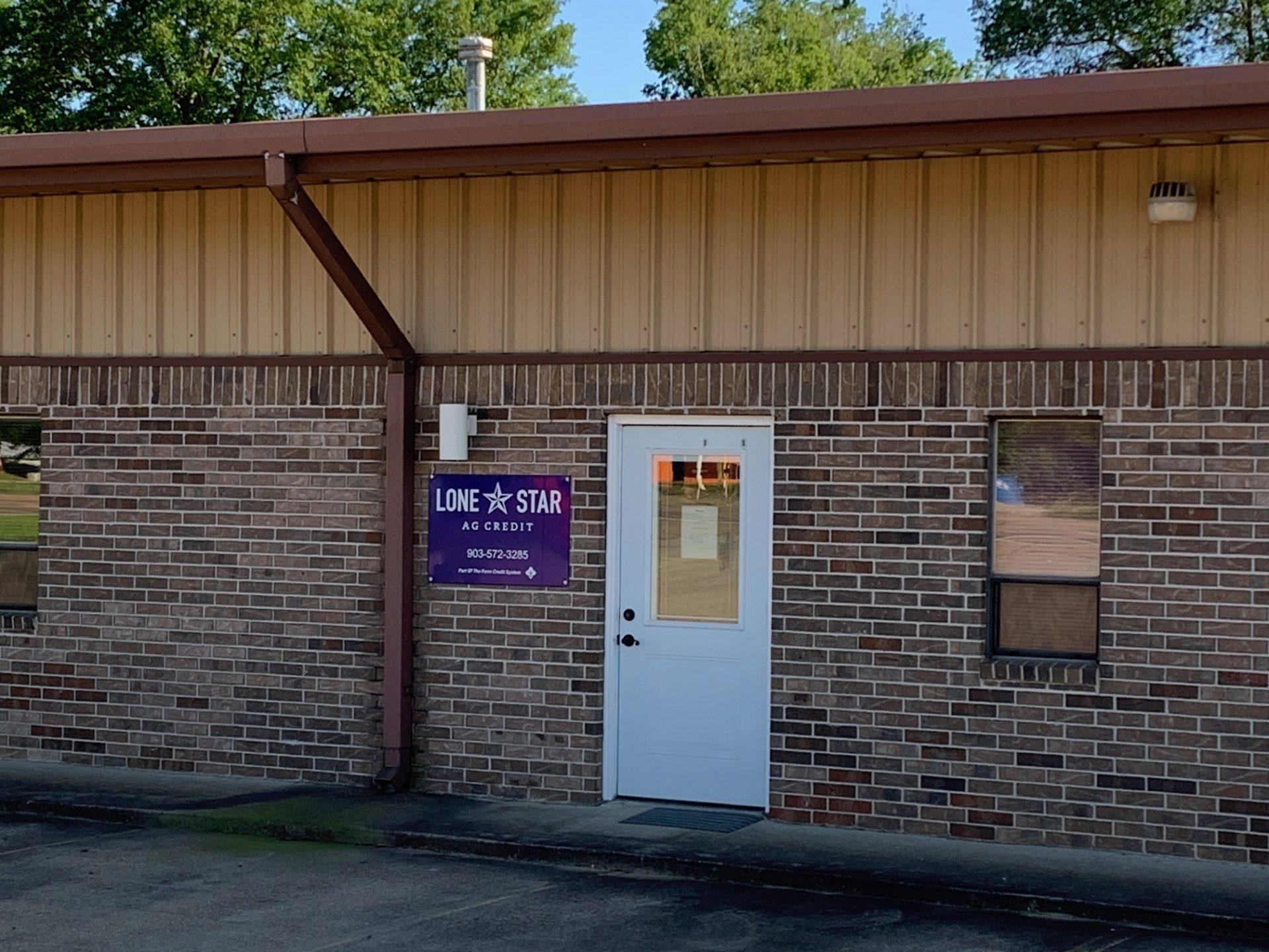Mt. Pleasant branch office