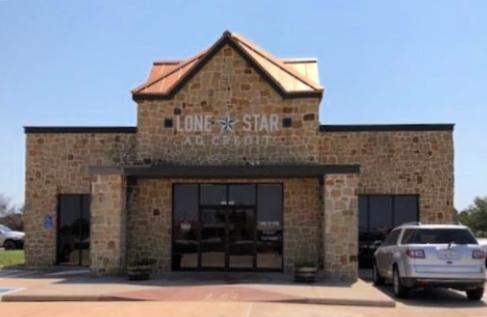 Lone Star Ag Credit Abilene branch office.
