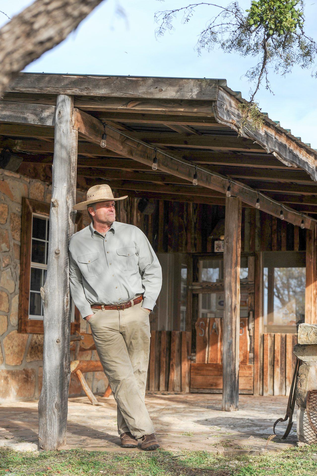 David Sams, owner of Lone Star Outdoor News.